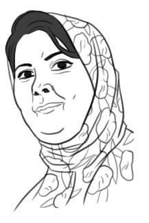 portrait asma