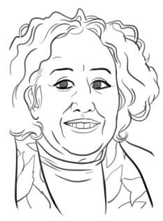 portrait saida