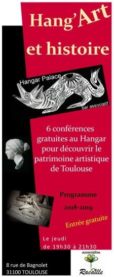 Hang'Art flyer